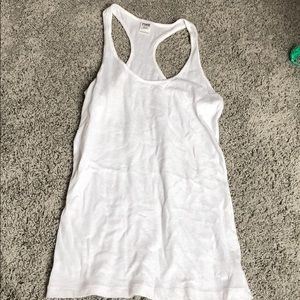 Which racer back tank top